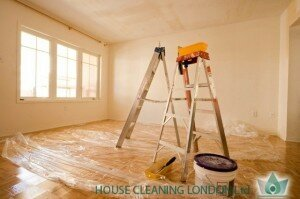 Home renovation and cleaning