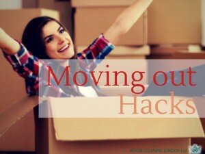 Moving out - top 5 hacks