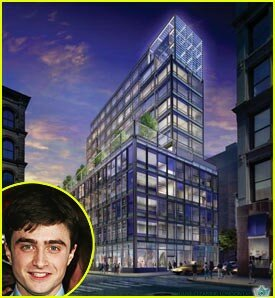 Harry Potter star gets into property sale business