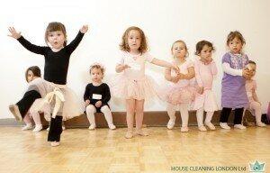 Benefits of dance and sport activities for children
